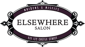 Elsewhere Salon Logo